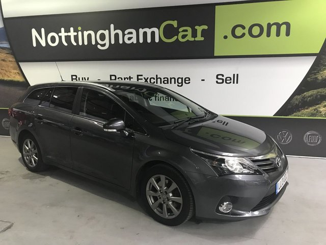 USED 2013 13 TOYOTA AVENSIS 2.2 D-4D ICON PLUS 5d 150 BHP