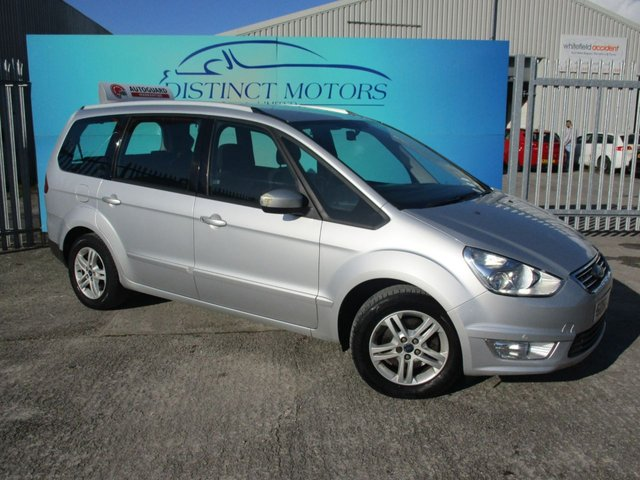 USED 2010 60 FORD GALAXY 2.0 ZETEC TDCI 5d 138 BHP