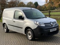 2015 RENAULT KANGOO 1.5 ML19 BUSINESS ENERGY DCI 75 BHP £4442.00