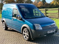 2007 FORD TRANSIT CONNECT 1.8 T230 LX LWB 110 TDCI 109 BHP £3221.00