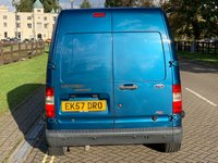 USED 2007 57 FORD TRANSIT CONNECT 1.8 T230 LX LWB 110 TDCI 109 BHP