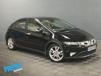 USED 2010 60 HONDA CIVIC 1.8 I-VTEC EX GT 5d AUTO  * 0% Deposit Finance Available