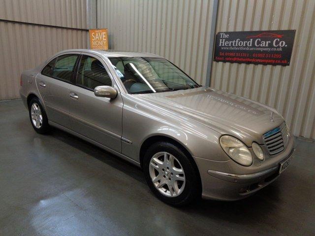 2005 55 MERCEDES-BENZ E CLASS 3.0 E280 CDI ELEGANCE 4d AUTO 187 BHP