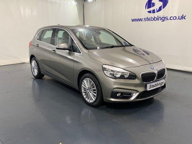 2018 18 BMW 2 SERIES ACTIVE TOURER 2.0 218D LUXURY 5d 148 BHP