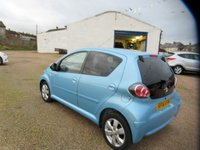 USED 2014 14 TOYOTA AYGO 1.0 VVT-I MOVE WITH STYLE 5d 68 BHP