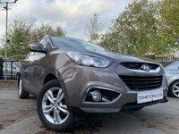 2013 HYUNDAI IX35 1.7 PREMIUM CRDI 5d 114 BHP £7690.00