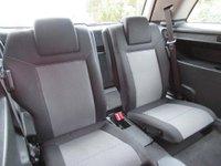 USED 2012 62 VAUXHALL ZAFIRA 1.6 i VVT 16v Exclusiv 5dr ***72000 MILES SEVEN SEATS***
