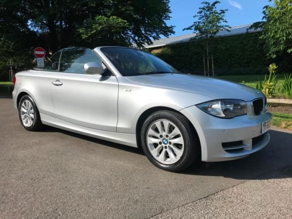 2011 60 BMW 1 SERIES  2.0 118i ES 2dr