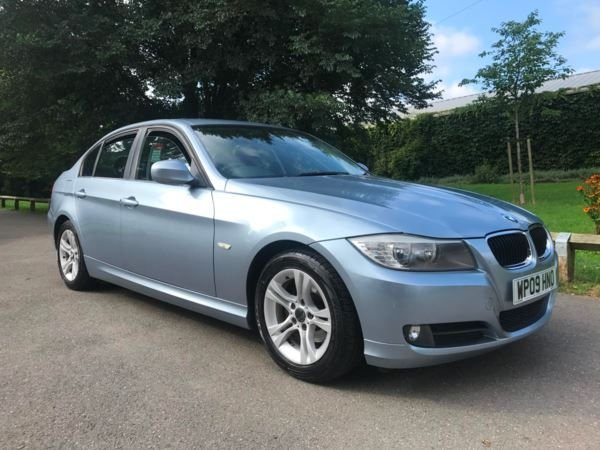 2009 09 BMW 3 SERIES 2.0 318i ES 4dr