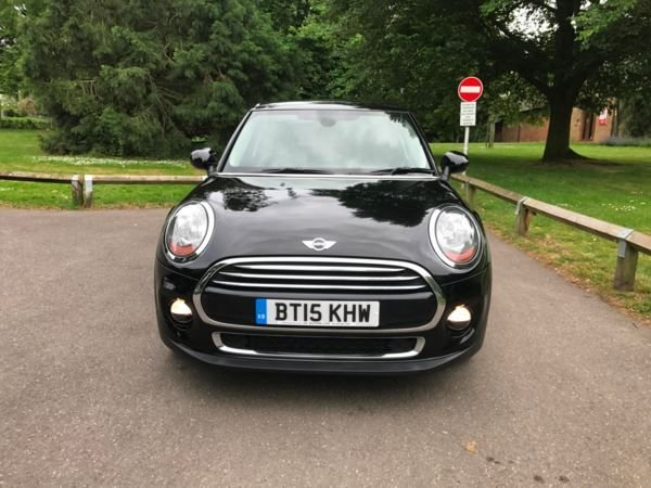 2015 15 MINI HATCH COOPER 1.5 Cooper (s/s) 5dr