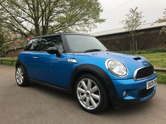 2009 09 MINI HATCH 1.6 Cooper S 3dr