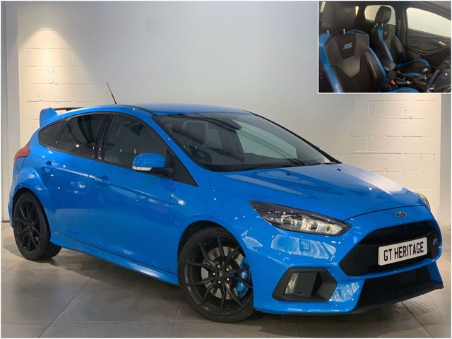 2016 66 FORD FOCUS RS [APPLE CAR PLAY][346 BHP]