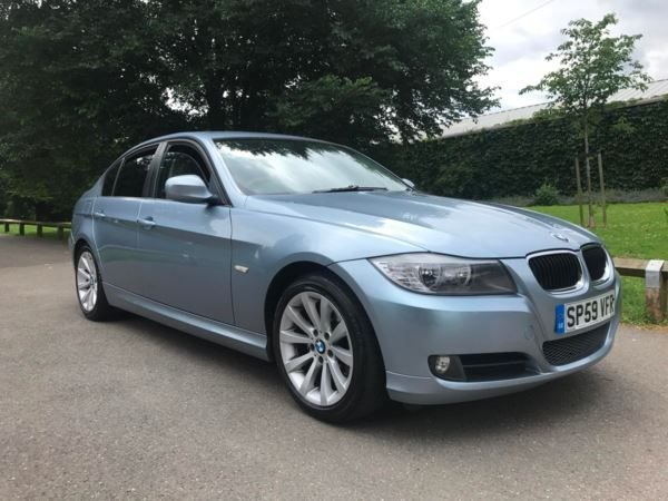 2009 59 BMW 3 SERIES 318I SE 4DR