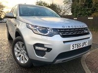 2015 LAND ROVER DISCOVERY SPORT 2.0 TD4 SE TECH 5d 180 BHP (7 Seater) £19990.00
