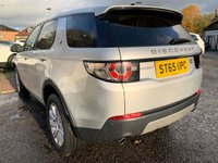 USED 2015 65 LAND ROVER DISCOVERY SPORT 2.0 TD4 SE TECH 5d 180 BHP (7 Seater)