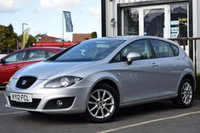 USED 2012 12 SEAT LEON 1.6 CR TDI SE COPA 5d 103 BHP STUNNING SEAT LEON, MUST BE SEEN! TONS OF EXTRAS!