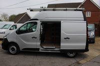 USED 2015 65 VAUXHALL VIVARO 1.6 2900 L1H2 CDTI P/V ECOFLEX S/S 118 BHP HIGH ROOF