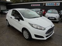 USED 2014 64 FORD FIESTA 1.6 ECONETIC TDCI 94 BHP