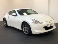 USED 2010 60 NISSAN 370Z 3.7 V6 GT 3d AUTO 328 BHP LOW MILES + SERVICE HISTORY + 19 INCH ALLOYS + AUTOMATIC