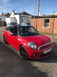2010 MINI CONVERTIBLE 1.6 ONE 2d 98 BHP £4895.00