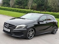 2014 MERCEDES-BENZ A CLASS 2.1 A220 CDI BLUEEFFICIENCY AMG SPORT 5d AUTO 170 BHP SOLD