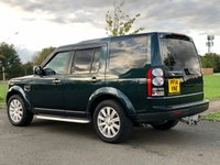 USED 2014 14 LAND ROVER DISCOVERY 3.0 SDV6 XS AUTO 255 BHP 5DR COMMERCIAL/ VAN LTHR* MERIDIAN SOUND* SAT NAV