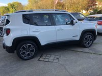 USED 2015 65 JEEP RENEGADE 1.6 M-JET LIMITED 5d 118 BHP