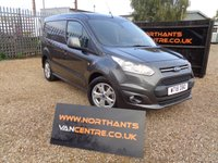 2018 FORD TRANSIT CONNECT 1.5 200 LIMITED L1 H1 EURO6 120 BHP MAN'F WARRANTY £11500.00