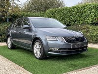 """USED 2017 67 SKODA OCTAVIA 2.0 SE L TDI 5d 148 BHP A Fantastic Example of Skoda's Flagship Model with Impressive Features Including Skodas' 'Smart Link' Technology, Compatible with Apply Car Play & Android Auto which Displays Your Smart Phone Apps on the 9.2"""" Touch Screen Infotainment System. Presented in Excellent Condition with 18 Inch Alloy Wheels, Black Half Leather / Alcantara Interior, Satellite Navigation, Voice Control, Bluetooth Connectivity, DAB Radio, USB & AUX, Heated Electric Powerfold Mirrors, Leather Multi Function Steering Wheel"""