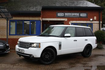 2011 LAND ROVER RANGE ROVER 5.0 V8 AUTOBIOGRAPHY 5d AUTO 500 BHP £23500.00