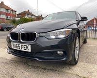 2015 BMW 3 SERIES 2.0 320D SE 4d AUTO 188 BHP SOLD