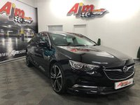 2017 VAUXHALL INSIGNIA 2.0 GRAND SPORT TECH LINE NAV 5d 170BHP FACTORY ALLOYS FULL LEATHER WIRELESS CHARGING FULLY LOADED £SOLD