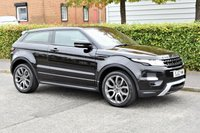 USED 2012 12 LAND ROVER RANGE ROVER EVOQUE 2.2 SD4 DYNAMIC LUX 3d AUTO 190 BHP