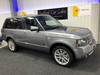 USED 2012 62 LAND ROVER RANGE ROVER 4.4 TDV8 WESTMINSTER 5d 313 BHP