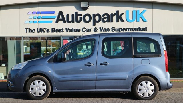 USED 2008 58 PEUGEOT PARTNER 1.6 S HDI 5d 74 BHP * GREAT VALUE AT OUR LOW PRICE *
