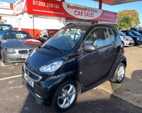 USED 2013 13 SMART FORTWO CABRIO 1.0 EDITION 21 MHD 2d 71 BHP *ONLY 12,000 MILES*