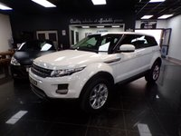 2012 LAND ROVER RANGE ROVER EVOQUE 2.2 ED4 PURE 5d 150 BHP £SOLD