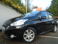 USED 2014 63 PEUGEOT 208 1.0 ACTIVE 5d 68 BHP GUARANTEED TO BEAT ANY 'WE BUY ANY CAR' VALUATION ON YOUR PART EXCHANGE