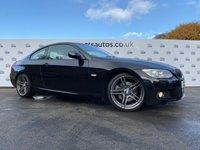 USED 2011 11 BMW 3 SERIES 330D M SPORT COUPE AUTO 245BHP PRO SAT NAV