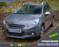 USED 2015 15 PEUGEOT 2008 1.6 BLUE HDI S/S ALLURE 5d 120 BHP