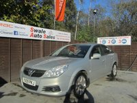USED 2009 09 VAUXHALL VECTRA 1.9 EXCLUSIV CDTI 8V 5d 120 BHP FINANCE AVAILABLE FROM £21 PER WEEK OVER TWO YEARS - SEE FINANCE LINK FOR DETAILS