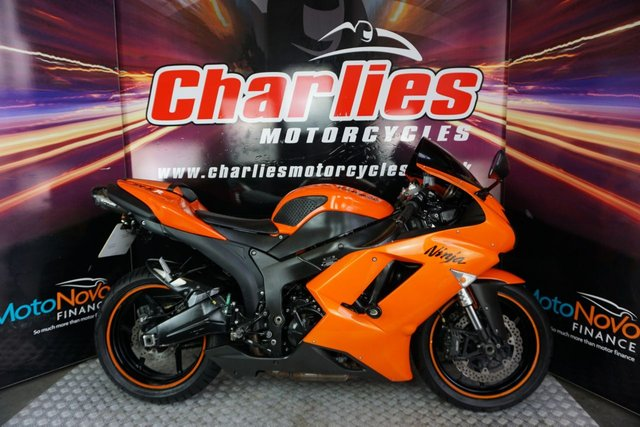 View our KAWASAKI ZX6 R