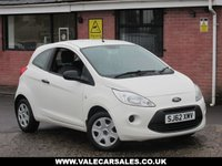 2012 FORD KA 1.2 STUDIO (£30 ROAD TAX) 3dr £3290.00