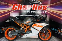 USED 2016 66 KTM 125 KTM RC 125 Low Mileage. FINANCE AND DELIVERY AVAILABLE!!