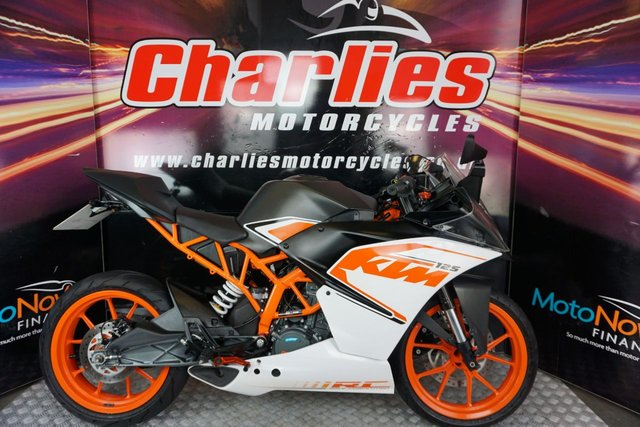 View our KTM 125