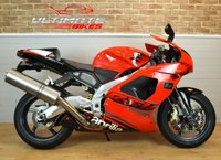USED 2003 03 APRILIA RSV1000 R MILLE 1000CC SUPER SPORTS