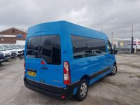 USED 2015 15 RENAULT MASTER  MM35 BUSINESS DCI COMBI DISABLED ACCESS NO VAT ((((((((((((((((( NO VAT TO ADD )))))))))))))))))))))))))))