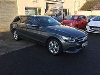 2018 MERCEDES-BENZ C CLASS 2.1 C 220 D SE EXECUTIVE EDITION 5d AUTO 170 BHP £18750.00