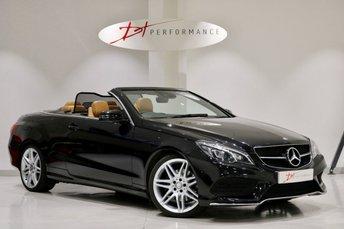 2016 MERCEDES-BENZ E CLASS 3.0 E 350 D AMG LINE EDITION 2d AUTO 255 BHP £22950.00