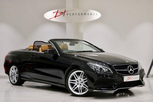 2016 16 MERCEDES-BENZ E CLASS 3.0 E 350 D AMG LINE EDITION 2d AUTO 255 BHP